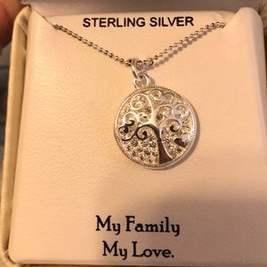 Jewelry - Sterling sliver necklace